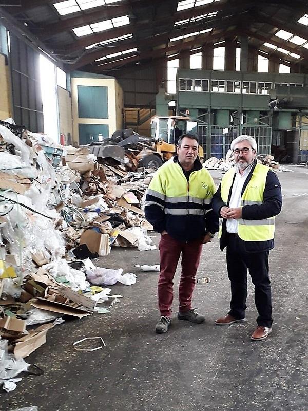 Los envases ligeros reciclados en la provincia de Jaén se multiplican por cinco