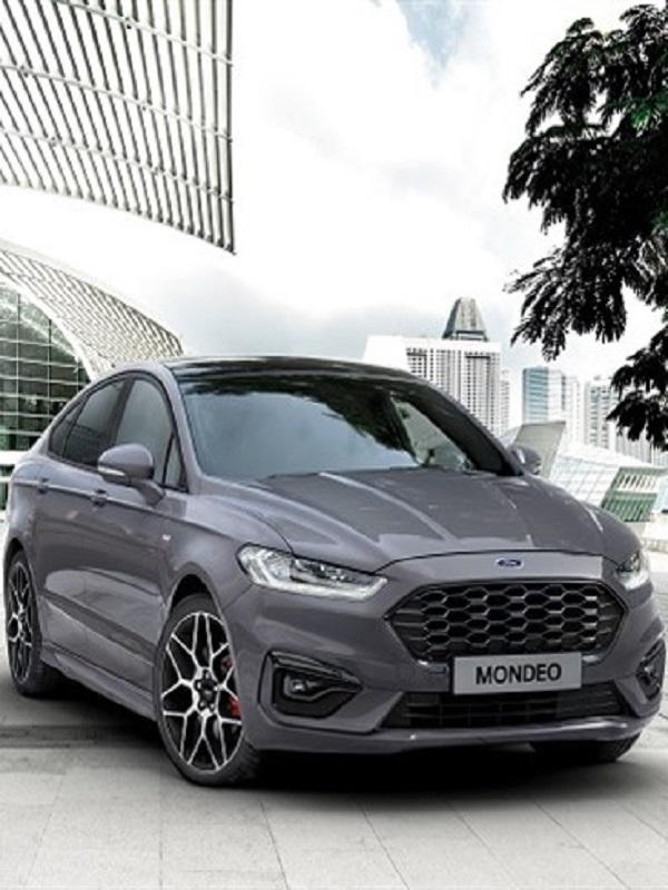 El nuevo Ford Mondeo tiene una versión híbrida