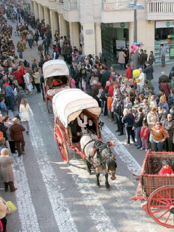 Mataró se conciencia para evitar el sufrimiento de los animales utilizados en los Tres Tombs