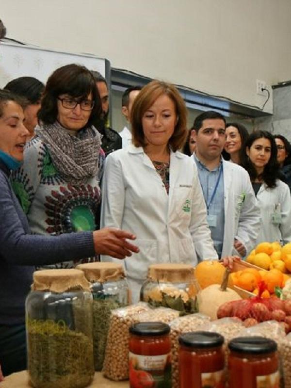 Profesionales sanitarios, chefs y agricultores cordobeses fomentan hábitos saludables
