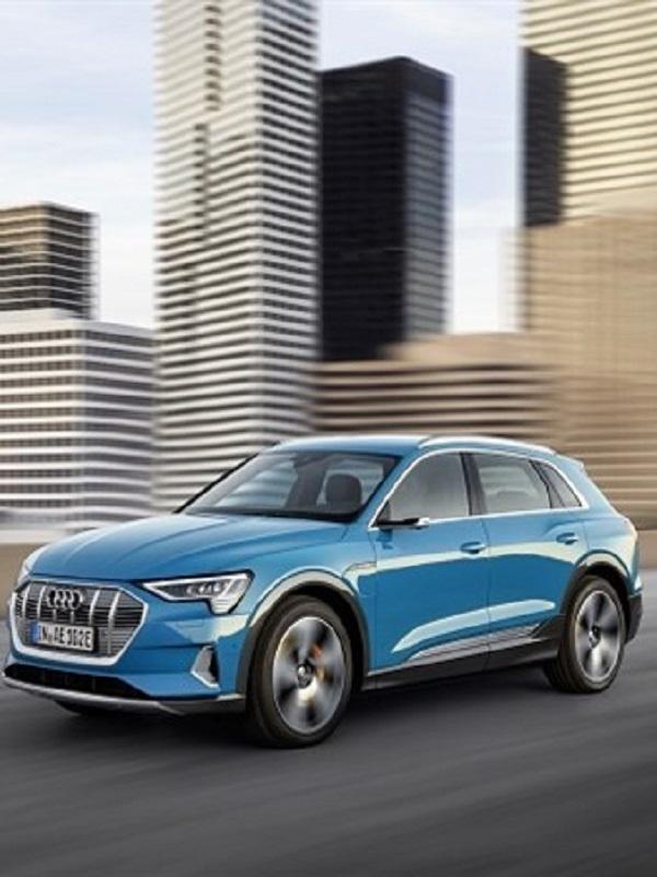 Audi presenta su primer vehículo 100% eléctrico