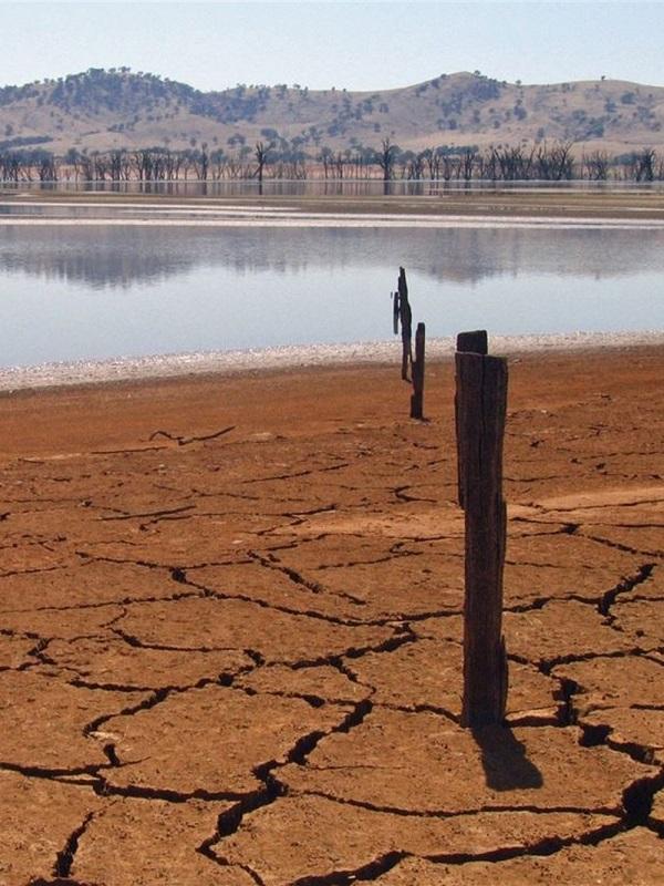 El cambio climático es letal para el agua subterránea