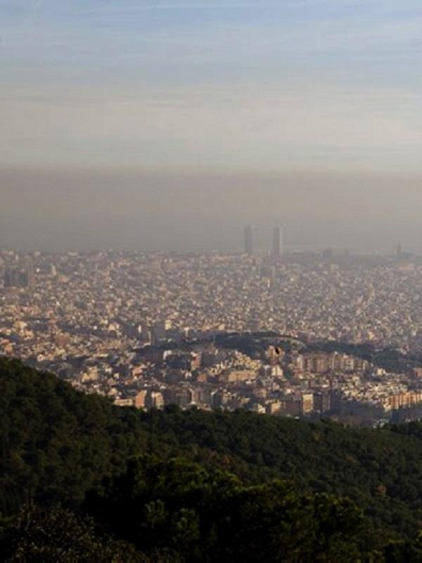 Exigen a la Generalitat de Catalunya presentar este año una ley de calidad del aire