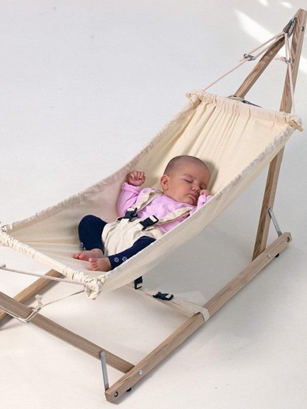 Los increíbles beneficios de mecer a tus hijos a la hora de dormir