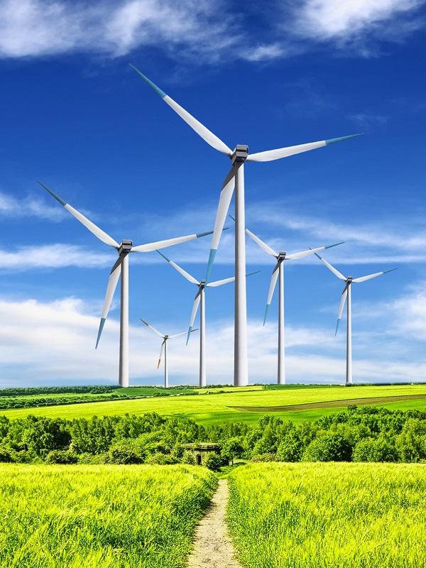 Energía eólica, récord tras record