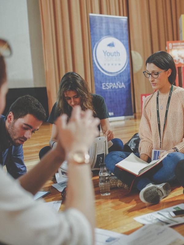 YouthSpeak Forum, donde la ONU da voz a los jóvenes para que hablen sobre desarrollo sostenible
