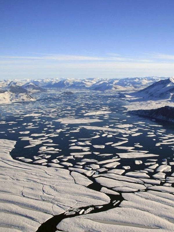 Paisajes de hace 40.000 años retornan al 'cálido' Ártico canadiense