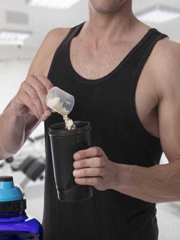 El timo de los suplementos nutricionales para conseguir musculo