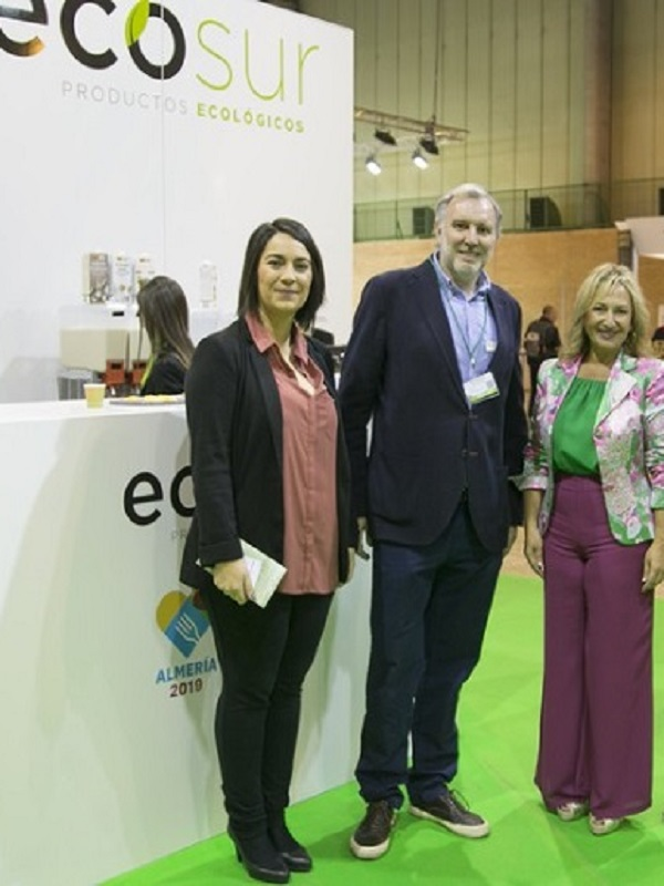 Ecosur, líder en productos ecológicos, apuesta por materiales sostenibles, reciclables y reutilizables