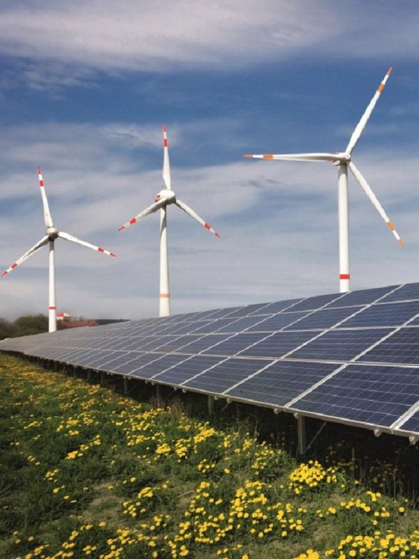 Energía verde para Aena en 2020