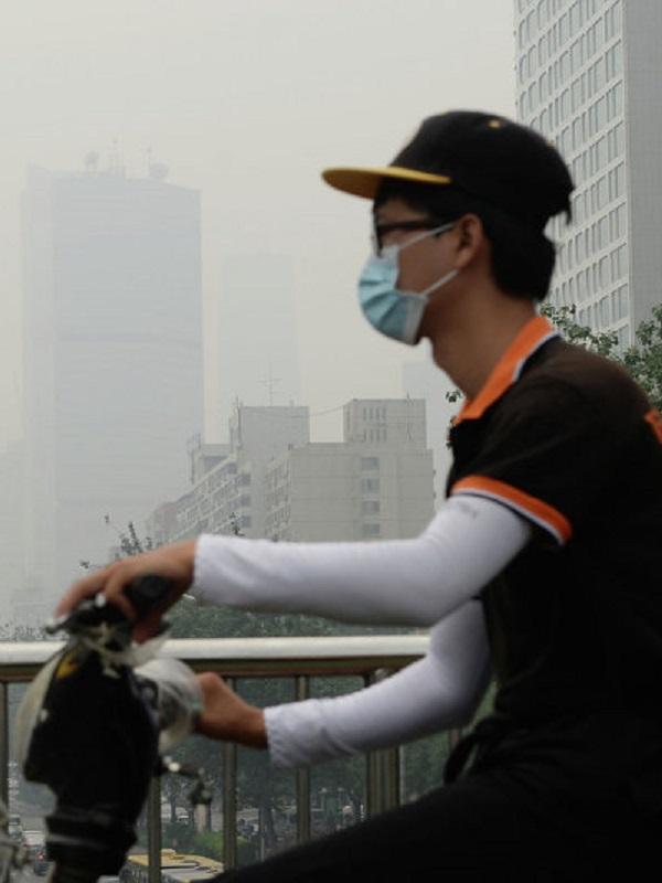 Respirando aire contaminado en todo el planeta