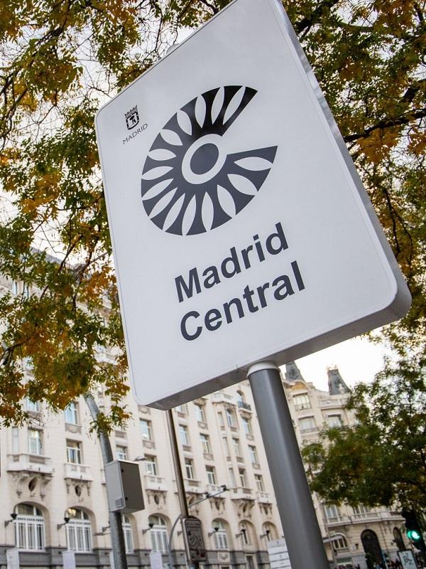 Plantear la derogación de Madrid Central es 'absurdo'