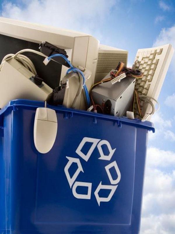 Reciclar correctamente los dispositivos electrónicos es vital para hacer frente al cambio climatico
