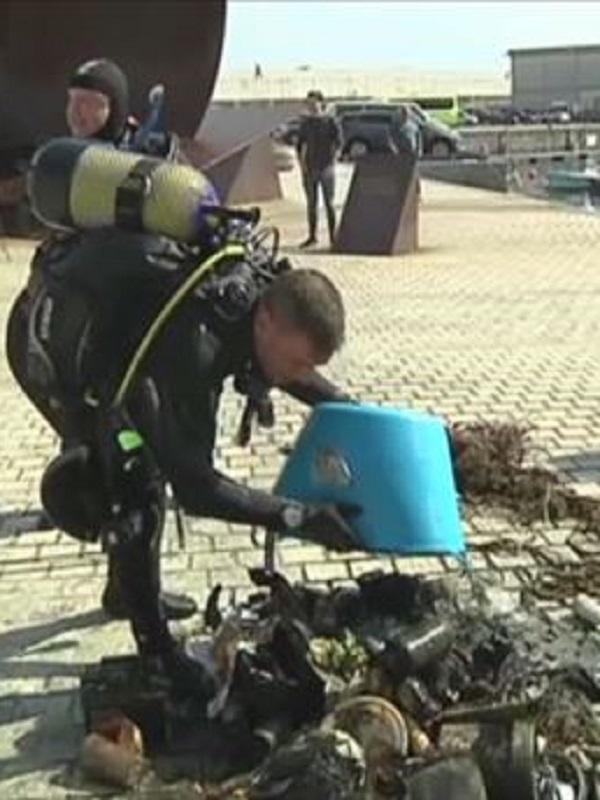 Euskadi genera 350.000 toneladas de residuos al año