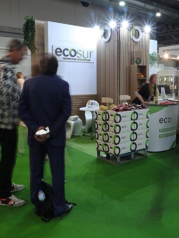Ecosur, 'rompe moldes' en Organic Food Iberia