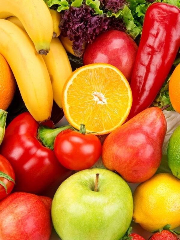 Por el bien de tu corazón, ni se te ocurra consumir menos frutas y verduras
