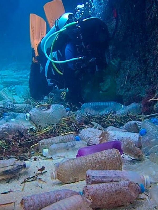 El mar no es un vertedero, el mar es vida / 8 de junio, Día de los Océanos