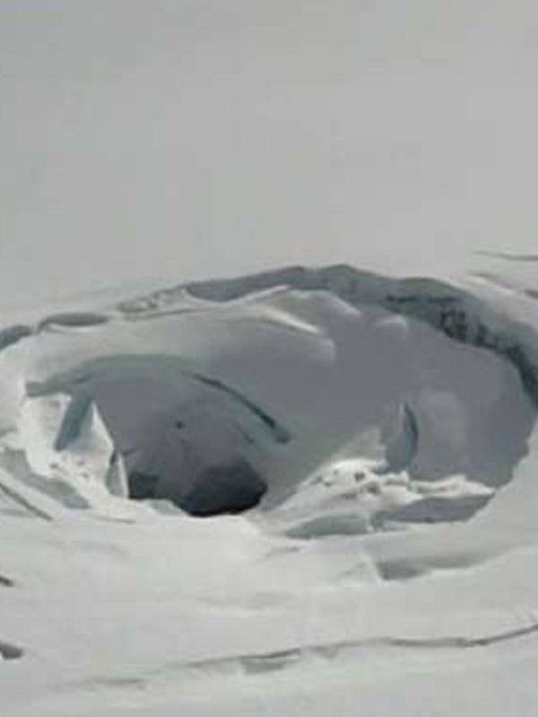¿Qué sabes de los misteriosos agujeros en el hielo antártico?