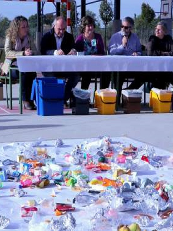 Nueve centros educativos de Navarra, galardonados por sus proyectos sobre residuos