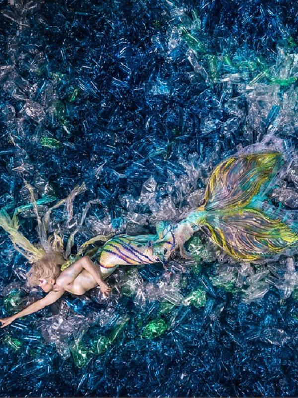 Programa 'Sirenas' que conciencia del impacto del plástico en ecosistemas marinos
