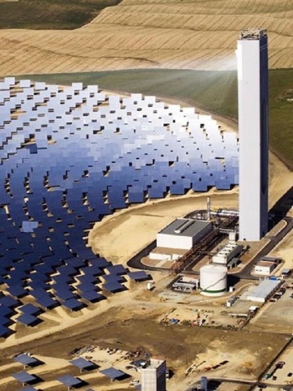 La energía termosolar marca récords históricos