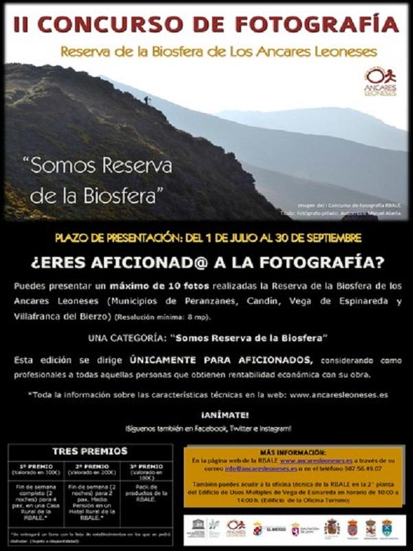 """La Reserva de la Biosfera de los Ancares Leoneses organiza la segunda edición de su concurso de fotografía con el título: """"Somos Reserva de la Biosfera"""""""