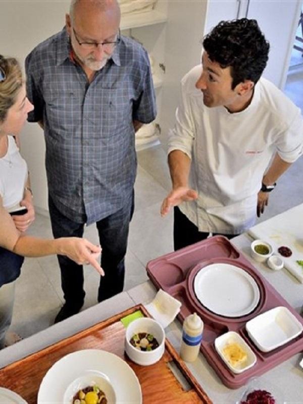 El hospital de Galdakao promocionará hábitos de alimentación saludable