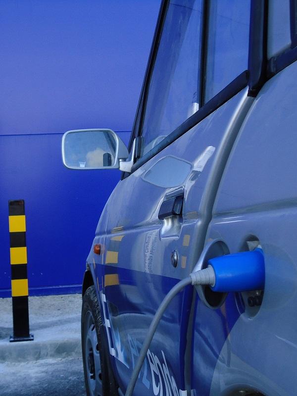 Por la movilidad sostenible con Hidrógeno