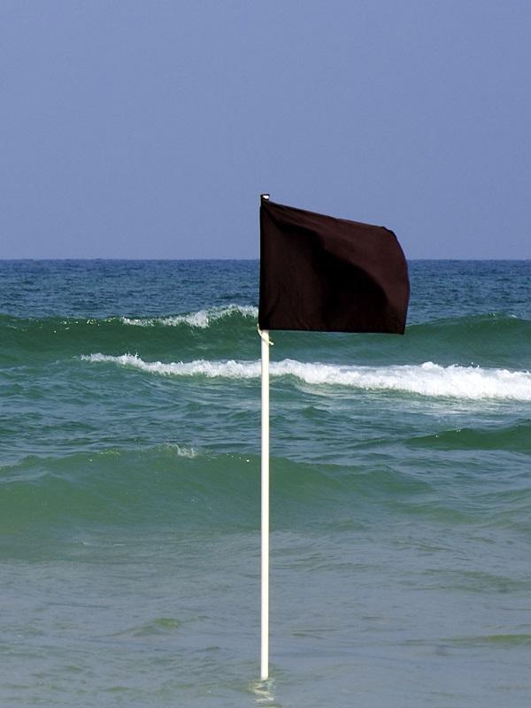 Las 48 'Banderas Negras' en España