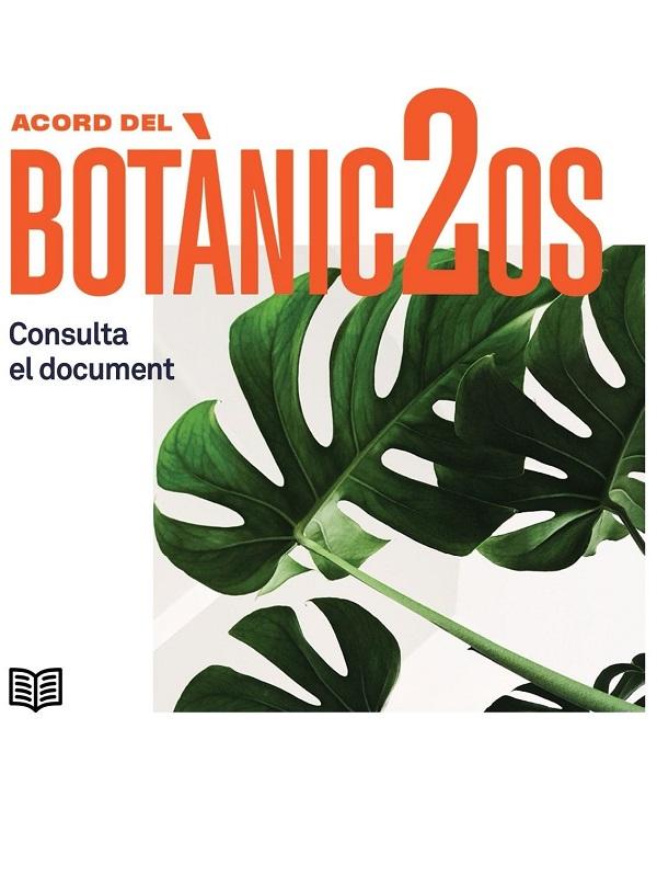 El Botànic II plantea 132 medidas en seis ejes con especial énfasis en cambio climático