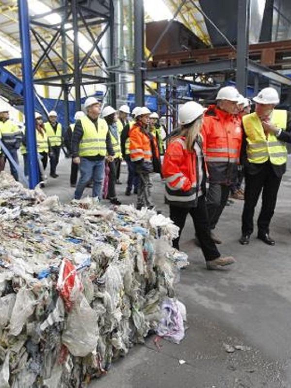 Asturias. Cogersa duplica la capacidad de su planta de reciclaje de envases y podrá tratar 25.500 toneladas al año