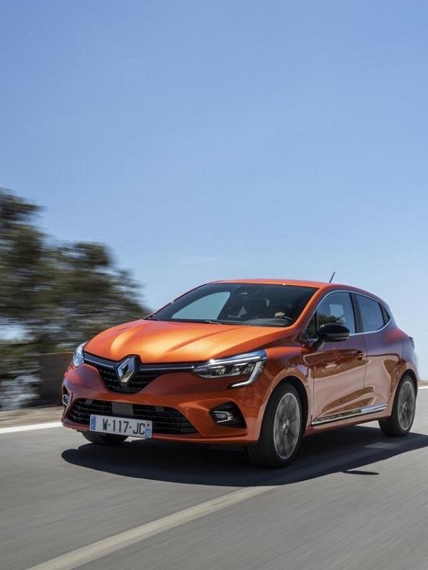 Renault Clio con motor híbrido