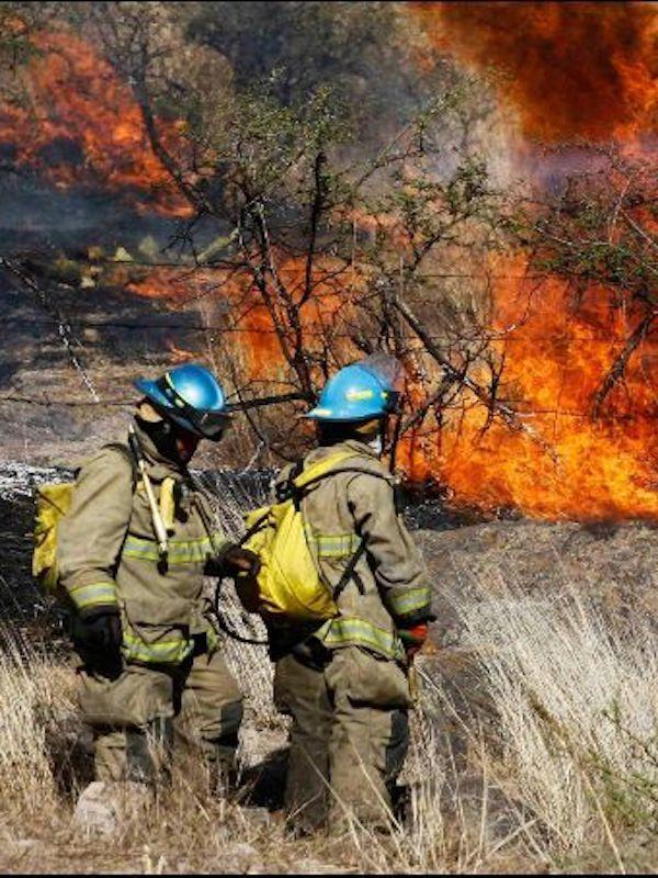 El Gobierno de Navarra establece limitaciones al uso del fuego para evitar los incendios forestales en verano