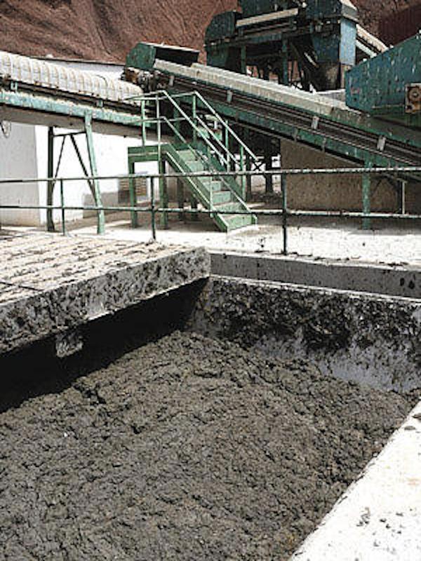 El Consorcio Promedio de Badajoz licita un prototipo para el aprovechamiento energético de los lodos de depuradoras