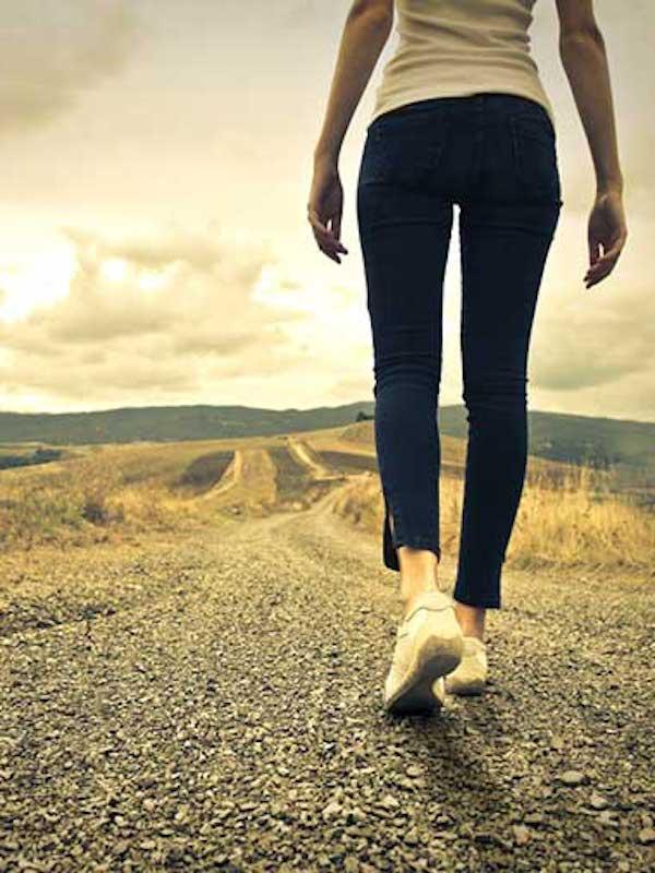 Pasar mucho tiempo de pie es altamente saludable