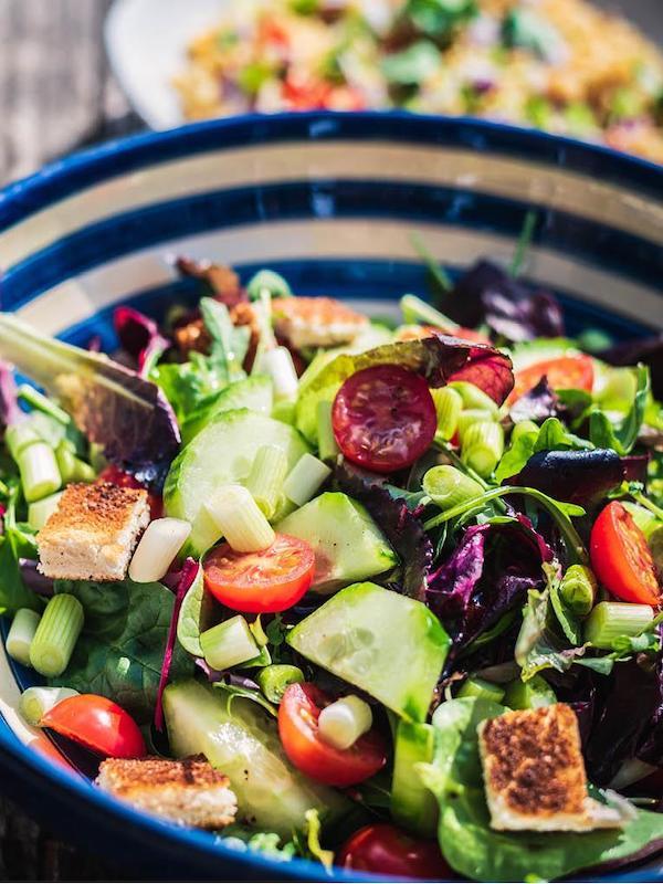 Te proponemos un menú saludable sin carne