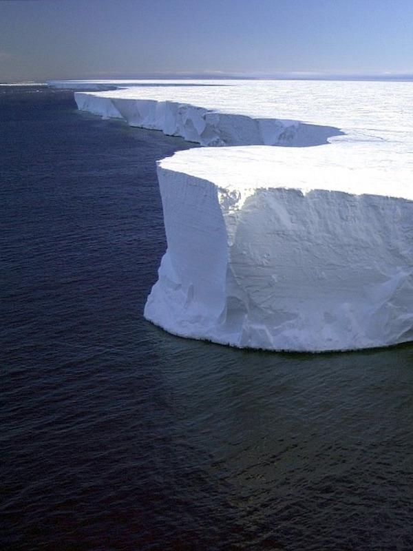 El calentamiento de las aguas del oeste del trópico en el Pacífico podría afectar al hielo del oeste de la Antártida