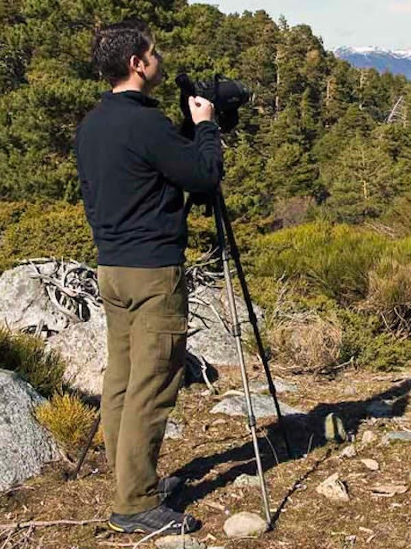 La Serra do Suído acoge este domingo la última de las rutas ornitológicas de la Diputación de Pontevedra
