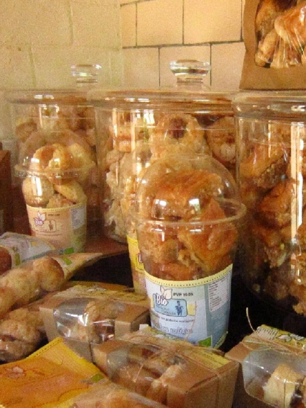 Árabes, ecológicos, con envases compostables, los pastelitos de 'moda'