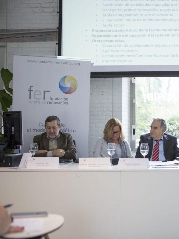Informe con nuevas directrices para una transición energética ineludible y urgente