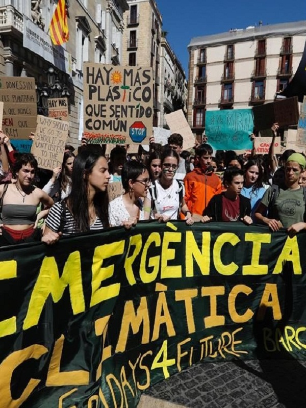 La Alianza por la Emergencia Climática exige a los nuevos ayuntamientos la declaración de la Emergencia Climática inmediatamente