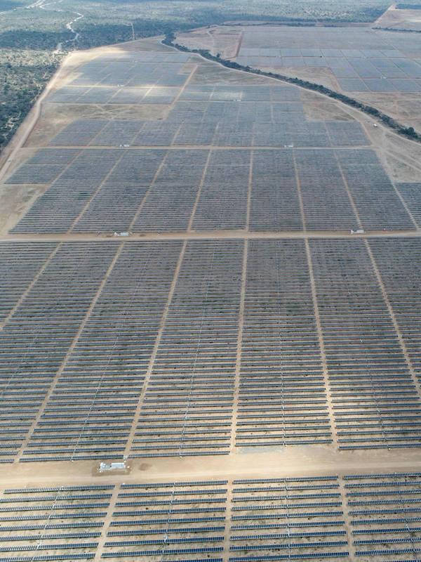 Iberdrola prevé levantar en Cuenca un 'megaproyecto' fotovoltaico de 800 MW