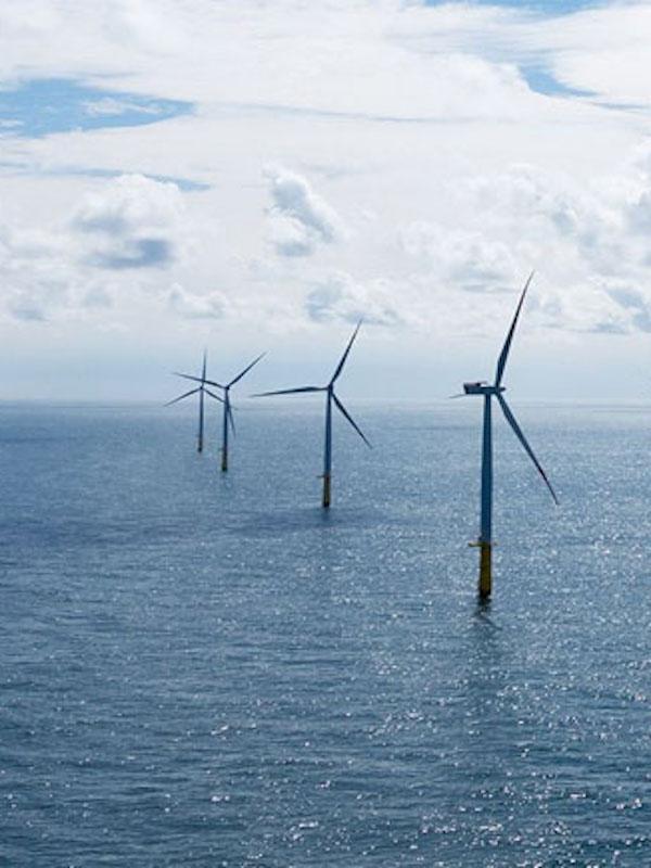 Siemens Gamesa logra su primer proyecto eólico marino en Japón