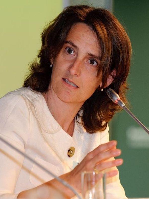 """Teresa Ribera: """"La transición ecológica es una oportunidad estratégica para el sector financiero"""""""