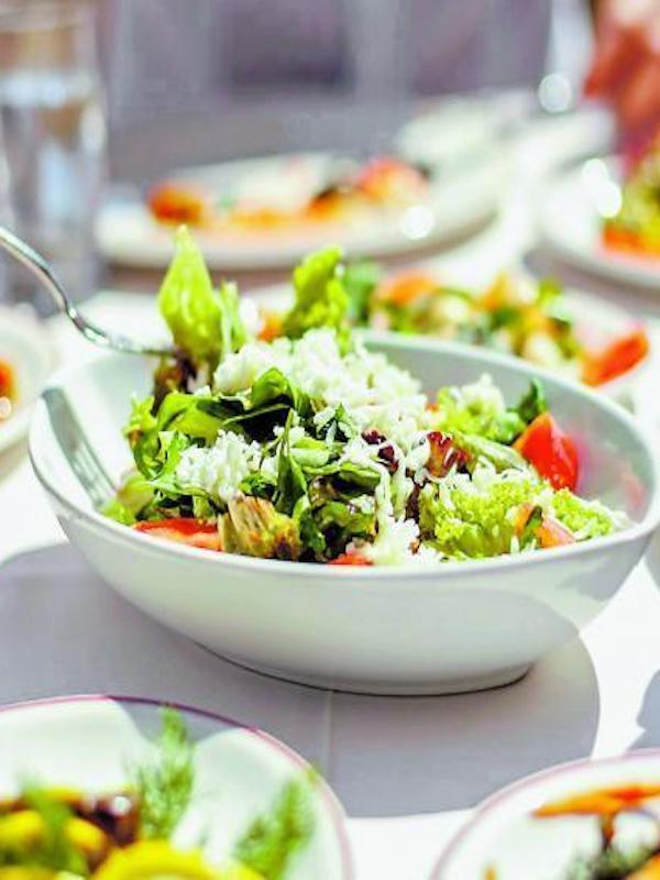 Una dieta saludable reduce los costos médicos del cáncer