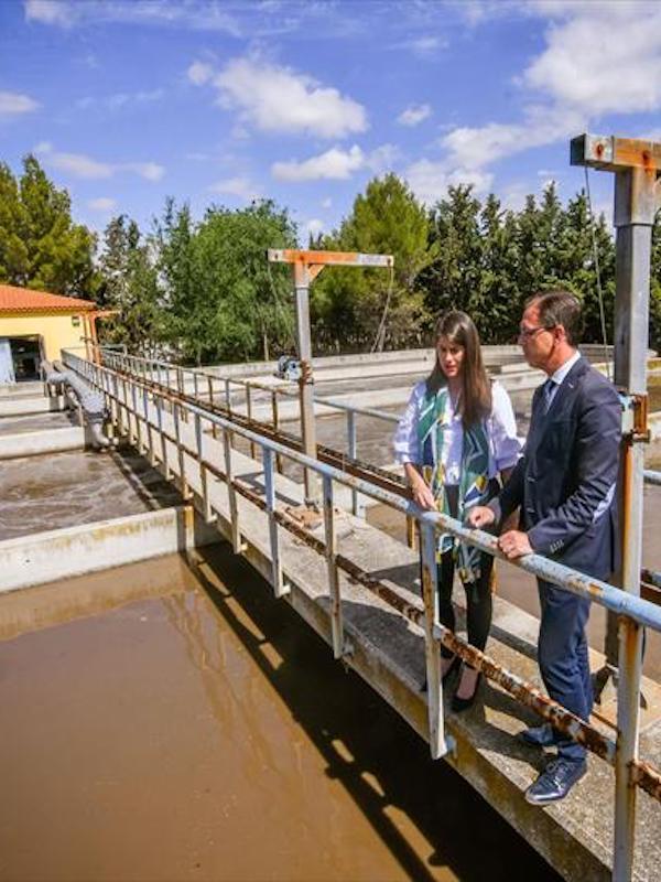 Luz verde a la ampliación de la Estación Depuradora de Aguas Residuales de Pozoblanco