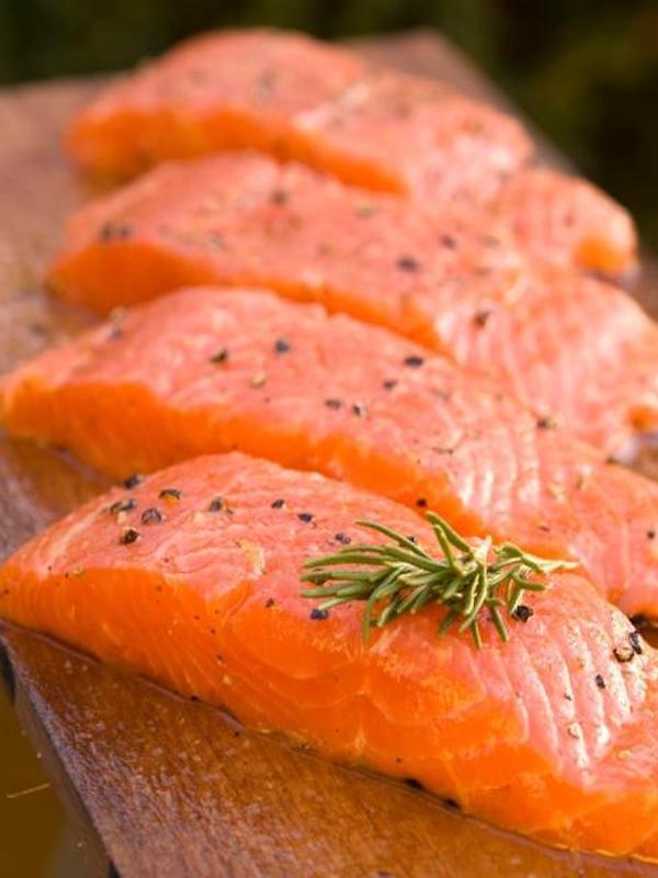 Los peces grasos son fantásticos contra la diabetes tipo 2, asegúrate que no tienen contaminantes ambientales