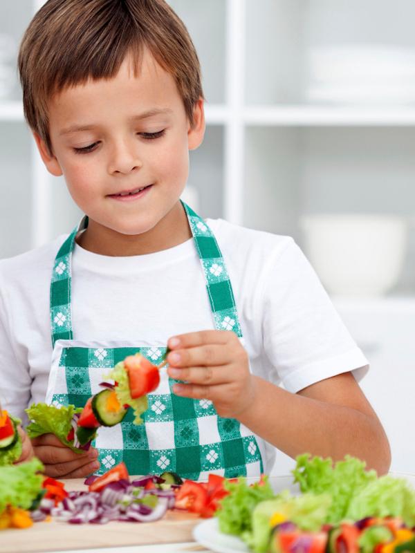 Tus padres tenían razón: deberías comer de todo