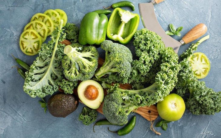 Dieta vegana enfermedad de crohn
