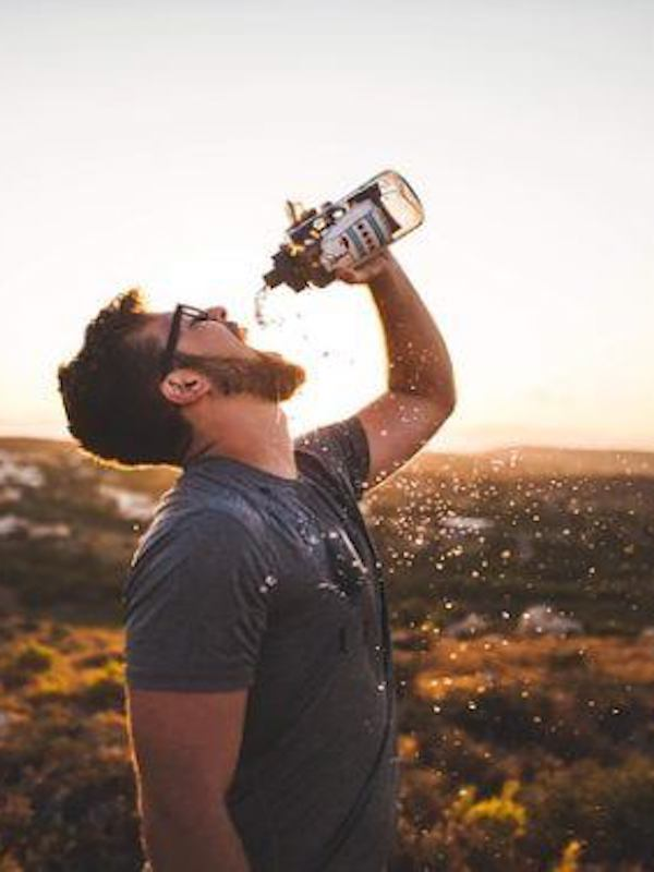 La enorme importancia de hidratarse